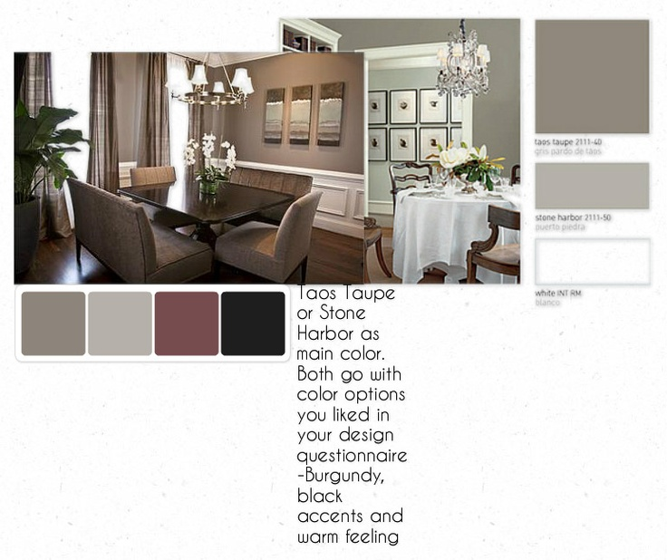 19 Best Dining Room Paint Ideas Images On Pinterest
