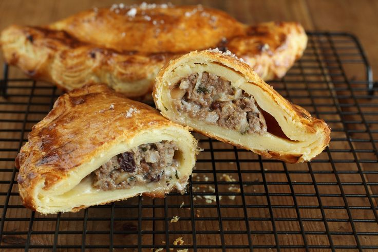 Fig and Fennel Pork Pasties - Maggie Beer