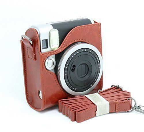 [Fuji Instax Mini 90 Case] -- CAIUL Comprehensive Protect