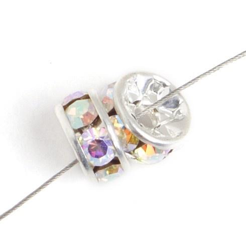 Rondelle Swarovski Crystal