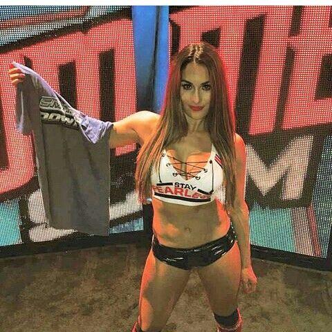 Am back #bellaarmy | WWE divas | Nikki bella, Brie bella ...