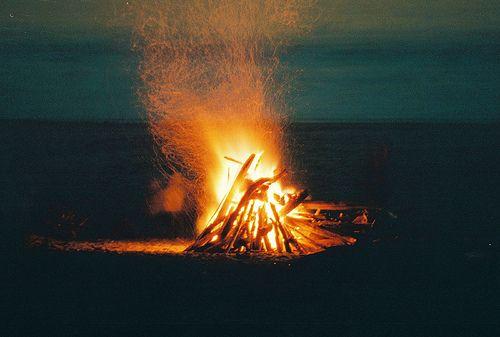 love bon fires