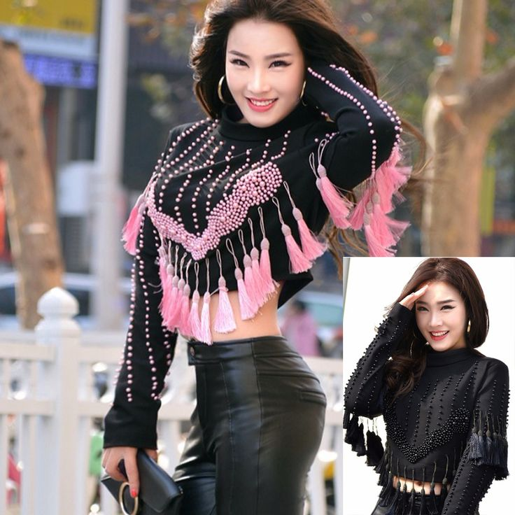Find More Tank Tops Information about 2017 New Full Embroidery Beaded Fringe Outfit Sexy Celebrity Runway Winter Handmade Embroidery Outfit Broque Vintage Tassels Top,High Quality embroidery blue,China tassel top Suppliers, Cheap tassel from pinkcat apparel wholesale dropshipping on Aliexpress.com
