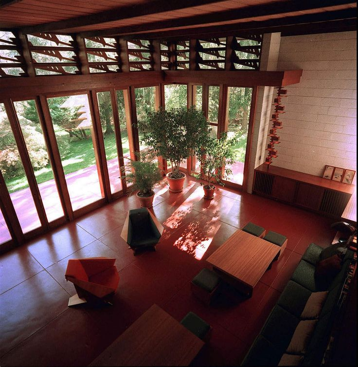 Frank Lloyd Wright Home In N.J. To Be Moved To Arkansas