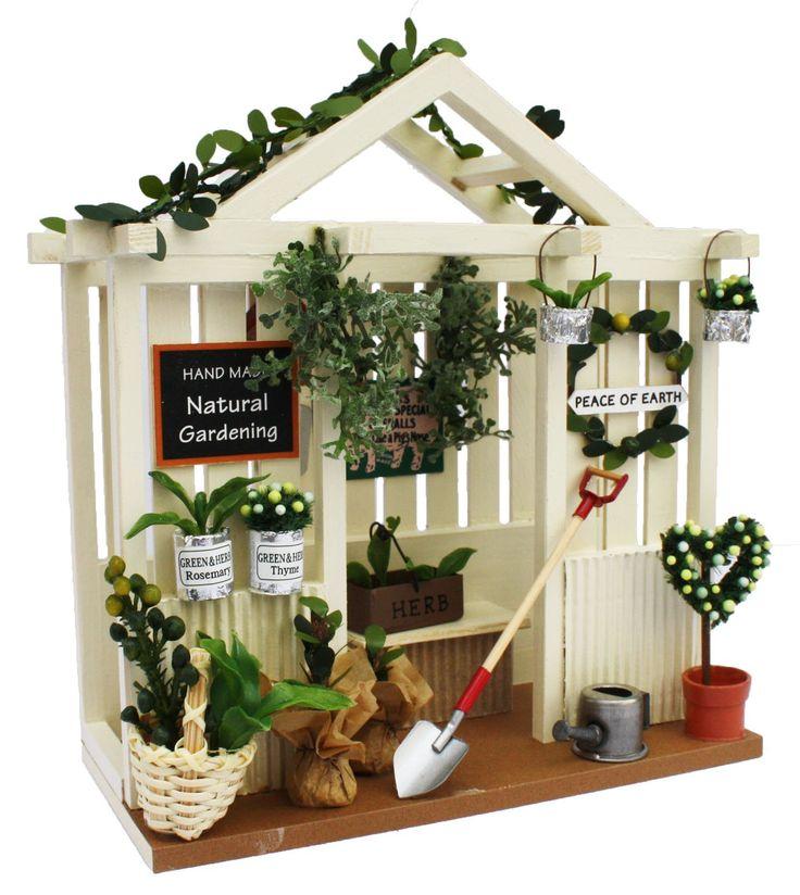 Handmade House Garden Kit 8693 (japan import):