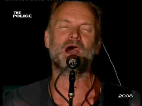 Roxanne - The Police (live)