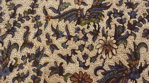 Classical Hand Made Batik from Kebumen.