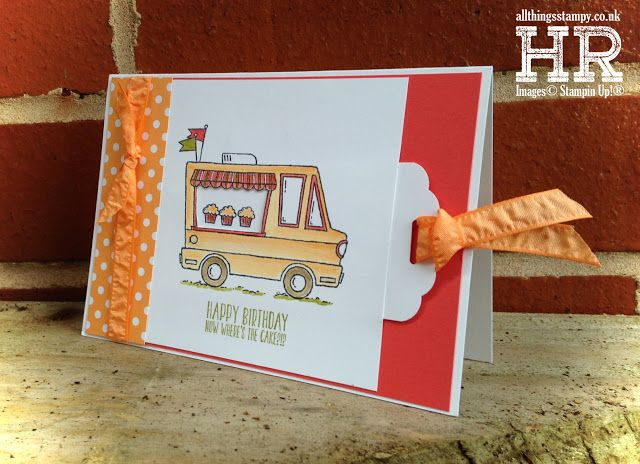 All Things Stampy: Mix It Up Monday: Tasty Trucks
