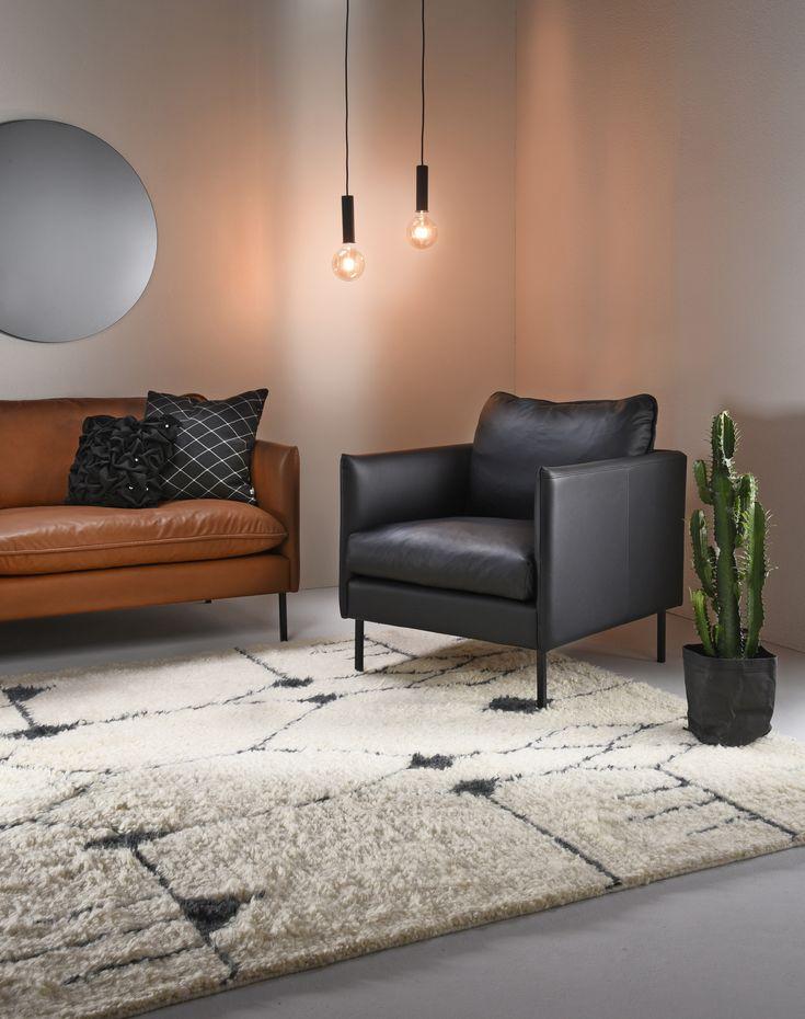Kuusilinnan tyylikäs Ilma-sohva ja -tuoli