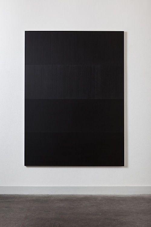 Untitled (2010),by Arjan Janssen; oil on canvas, 190cm x 160cm