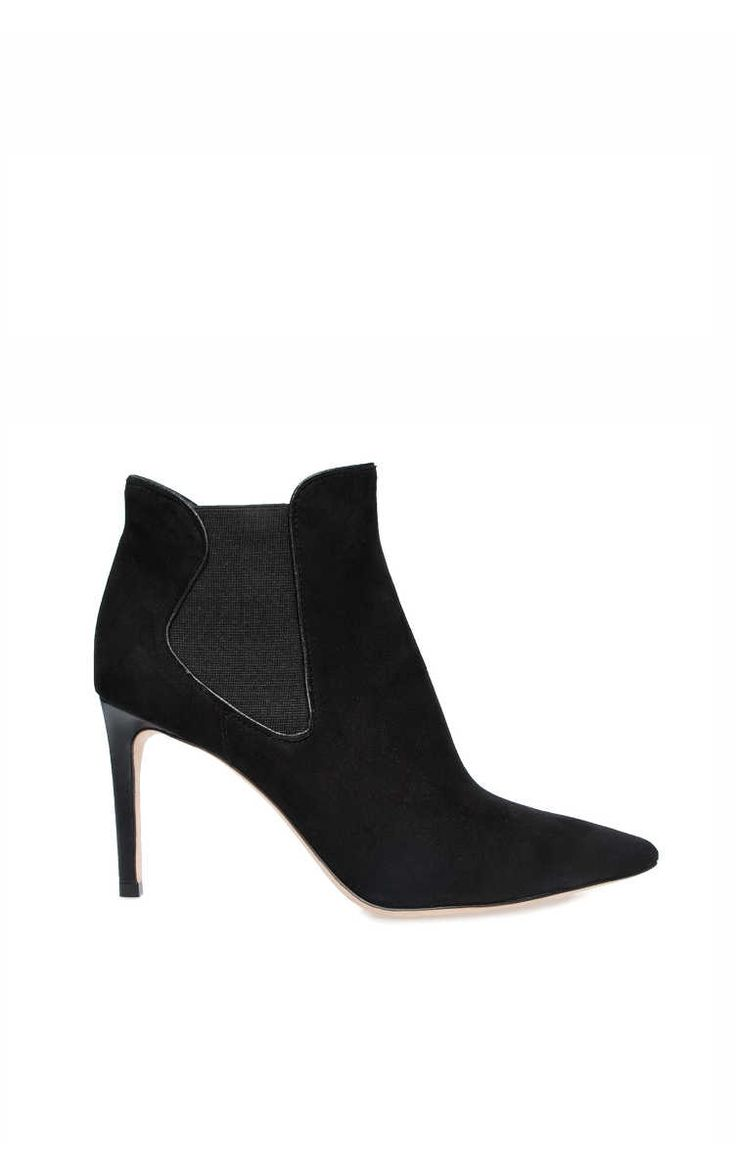 Boots Dorset Bootie BLACK - Tory Burch - Designers - Raglady