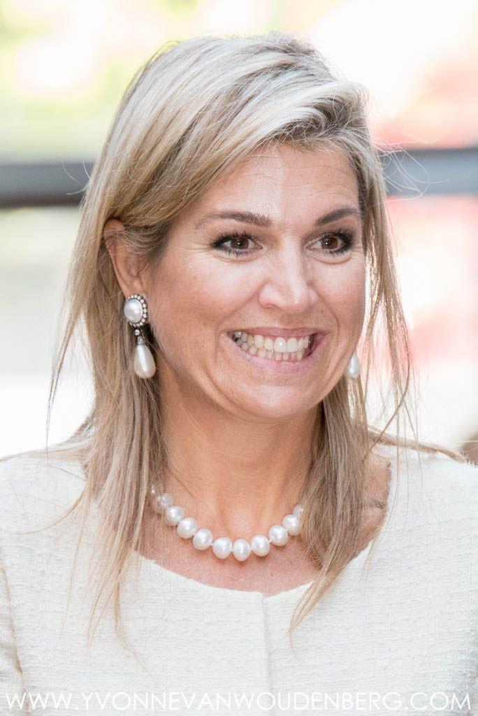 Koningin Máxima bij viering 10 jaar stichting Piëzo | ModekoninginMaxima.nl