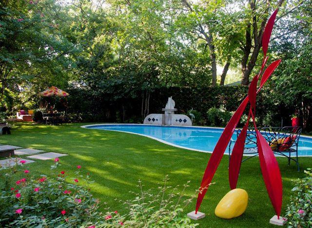 Les 25 meilleures id es concernant am nagement paysager for Quelle plante autour d une piscine