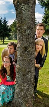 About the new primetime series  - Signed, Sealed, Delivered | premiering SAT April 20th 8/7C Hallmark Channel