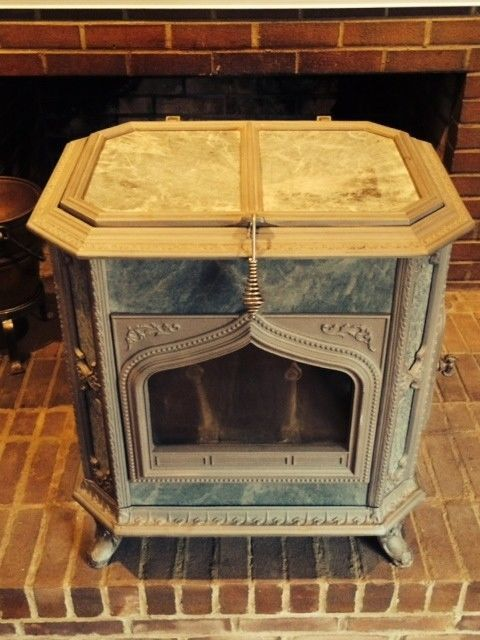 Soapstone Woodstove Fireview Metallic Brown Cozy Chic Nostalgic Pinterest Stove And Metal