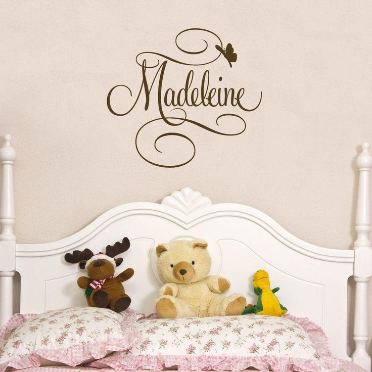vinilos decorativos infantiles nombres paredes buscar con google