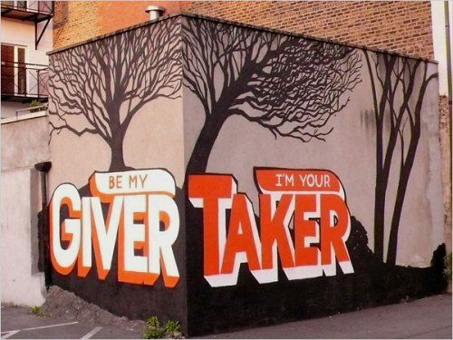 Giver/Taker