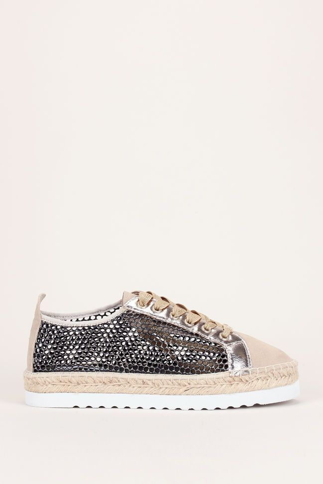 Steve Madden Sneakers, Leather, Shoe