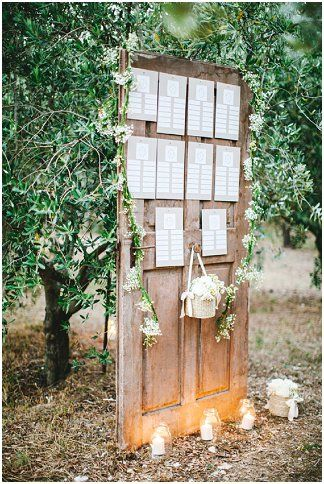 All'aperto Italian Olive Orchard Wedding - Les Amis Photo - www.lesamisphoto.com   featured on http://fabyoubliss.com