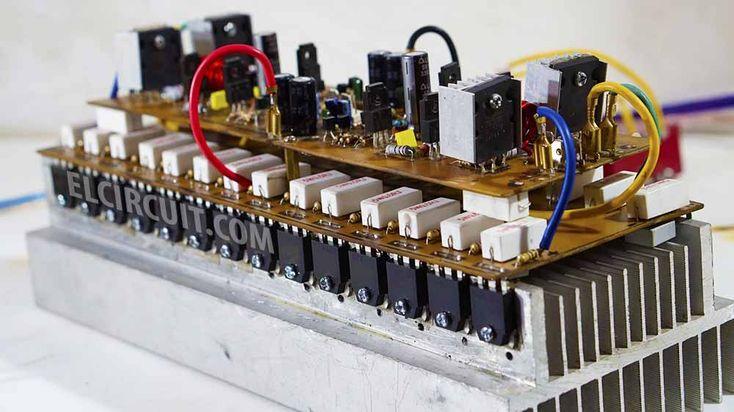Image Result For Diy Amplifier Arduinoa