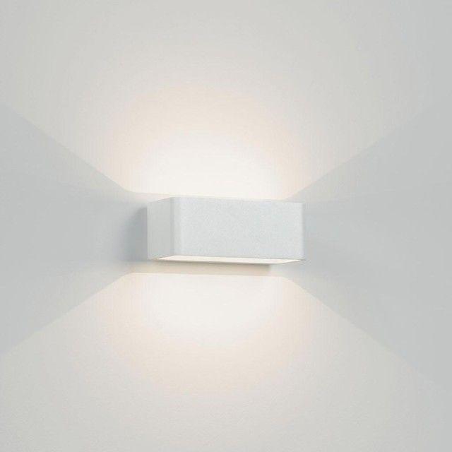 Deltalight - Gala Wandleuchte - weiß