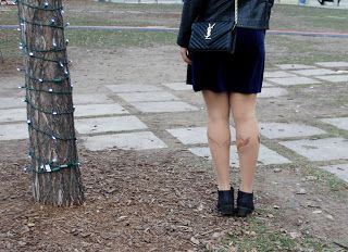 OOTD - Holiday Dress From Dynamite