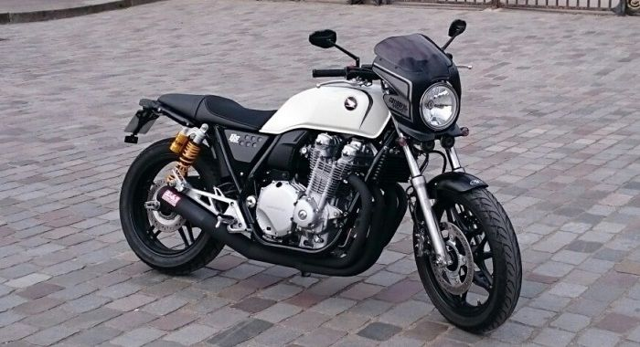Honda CB1100F By Bad Seeds Motorcycle Club