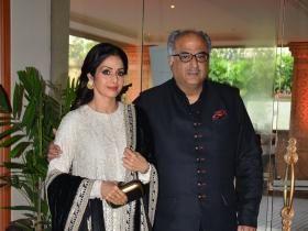 Boney Kapoor's special gesture for wife Sridevi   PINKVILLA