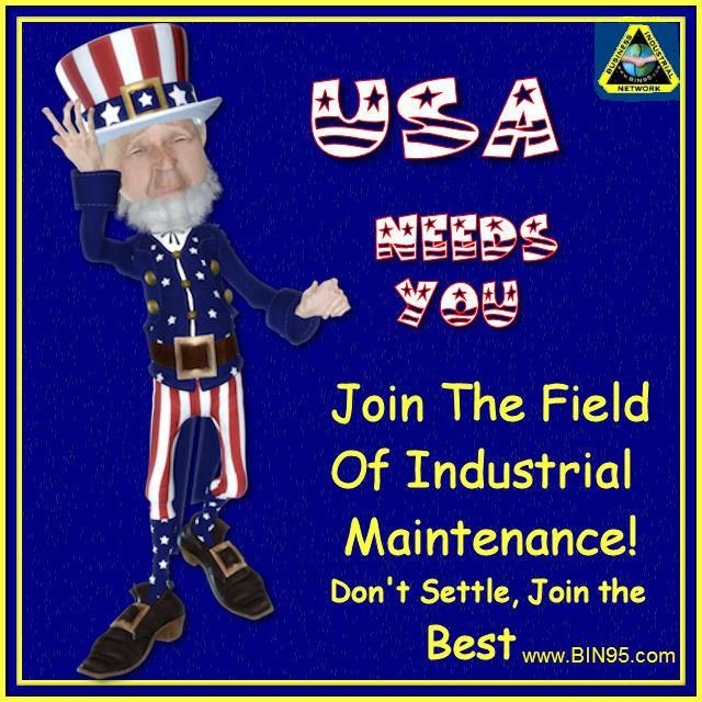 https://flic.kr/p/arPh72 | Industrial Maintenance Technician | The USA has a growing demand for Industrial Maintenance Technicians which means good paying jobs will be available for those who choose this career.