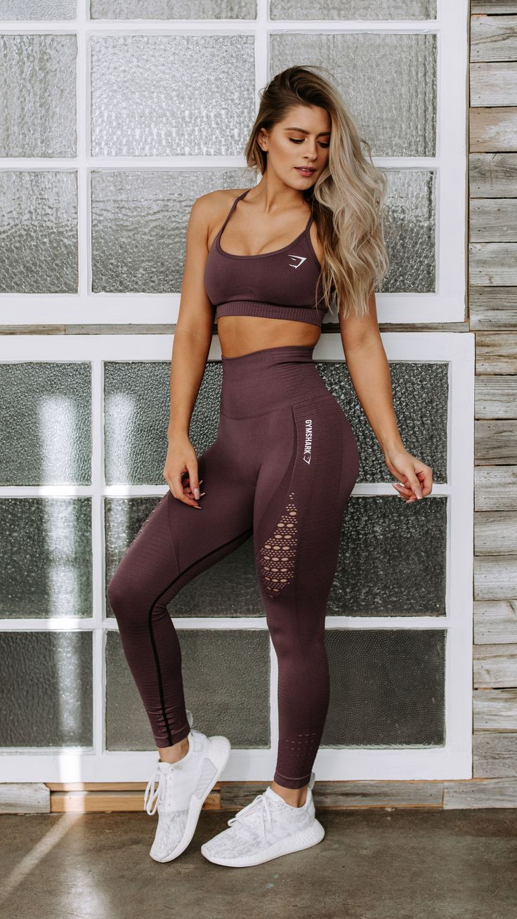 Workout wardrobe staples. The Energy Seamless collection launches 1st January at 3pm GMT in four gorgeous colours.