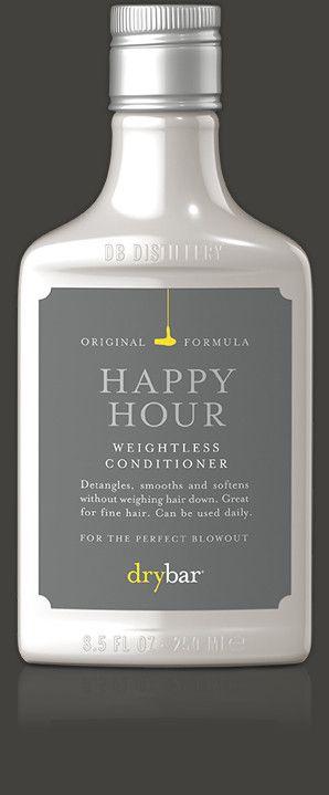 Drybar Weightless Hair Conditioner - HAPPY HOUR #hair