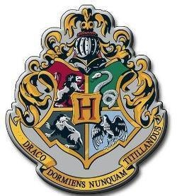 The Hogwarts Coat of Arms