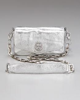 V0R56 Tory Burch Vintage Metallic Bag, Mini