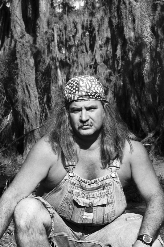 Bruce MitchellFamous People, Swamp People
