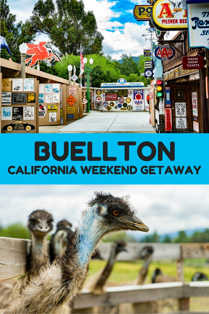 1267 best california here i come images on pinterest for Best weekend getaways california