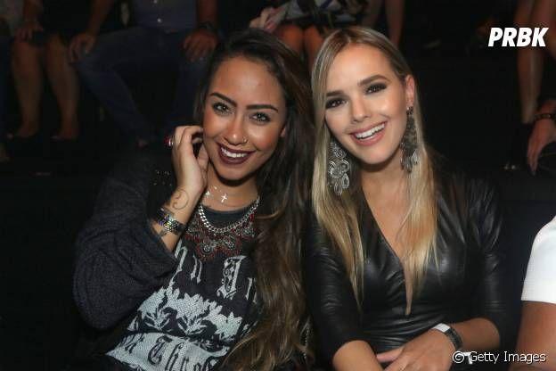 Rafaella Santos e Bruna Marquezine são amigas? Irmã de Neymar Jr. confirma informação no SPFW