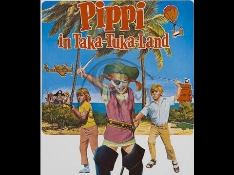 Pippi Langkous: Pippi in Taka Tuka land (dutch - Nederlands)