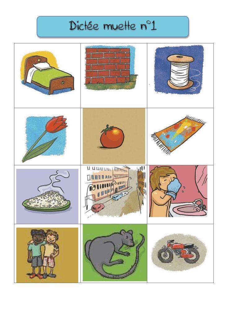 Un des ateliers lecture que les élèves aiment beaucoup et qui les fait bien progresser : les dictées muettes avec des lettres mobiles. Dictées muettes 1 à 5 (d'autres à suivre si...