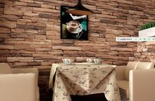 chinese Wood Blocks Effect Brown and dark gary wood Brick 10M roll Vinyl Wallpaper Roll Living Room Background Wall Decor Art Wa //Price: $US $30.80 & FREE Shipping //     #festive #party #birthdayparty #christmas #wedding decoration #event
