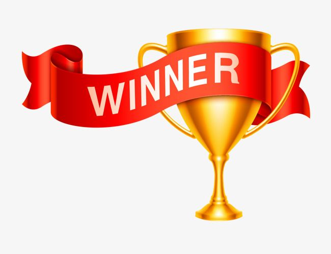 Winner Golden Trophy Gold Trophy Png And Vector With