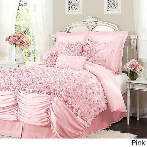 48 Best Super Girly Bedding Images On Pinterest Bedroom Ideas Bedroom Boys And Child Room