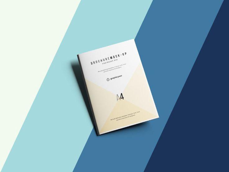 Best 25+ Free brochure ideas on Pinterest Free booklet template - gate fold brochure mockup