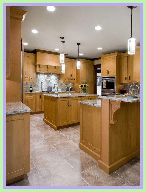 46 reference of oak cabinets kitchen light  maple kitchen