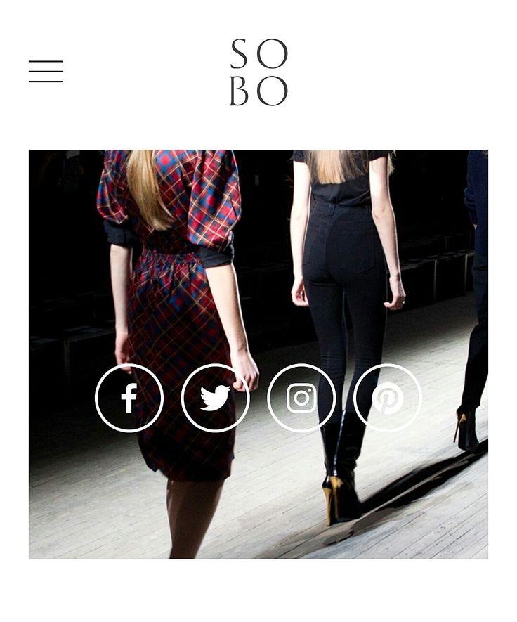 The new SoBo Community website