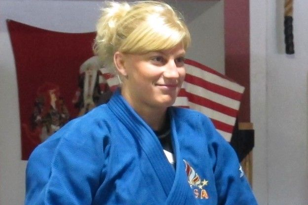 Kayla Harrison is probably the U.S.'s best chance at Olympic gold in judo, but it's what she's overcome that makes her a champion already. Karen Given reports Harrison's story.