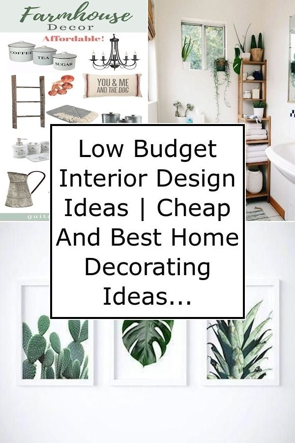 House Interior Design Decorating My Home On A Budget Diy Apartment Decorating On A Budget In 2020 Budget Diy Apartment Budget Interior Design Diy Apartment Decor