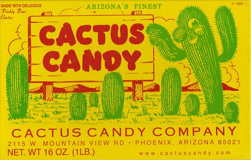 Cactus Candy.