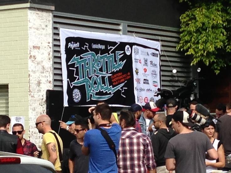 Throttle Roll 2013