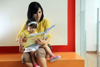 tips membaca ibu dan anak bersama-sama