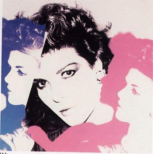 Princess Caroline of Monaco by Andy Warhol